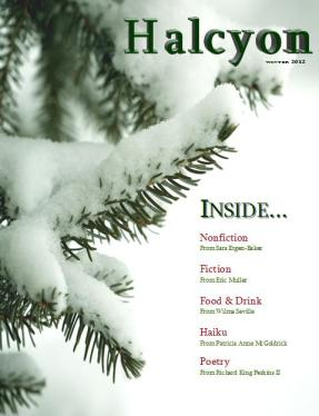 Halcyon - Winter 2012 - cover